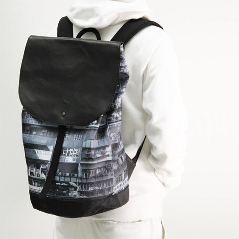 'Yaumati' large backpack