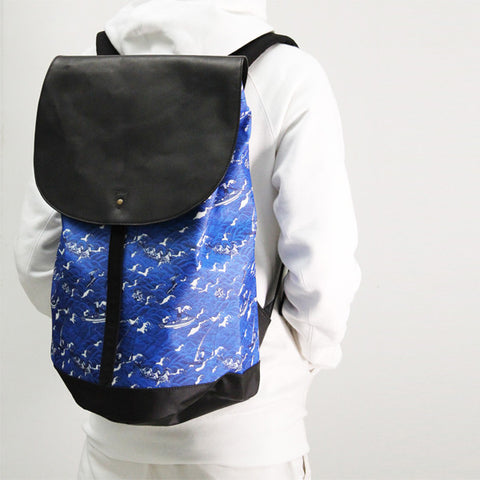 'Surfing' large backpack