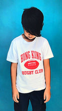 Load image into Gallery viewer, 'Hong Kong Rugby Club' kids t-shirt