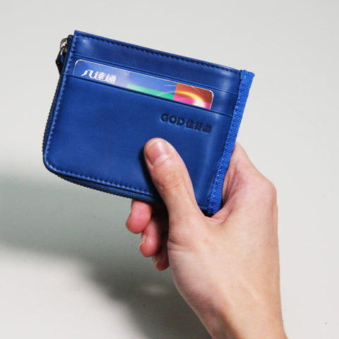 'Yaumati' money clip wallet