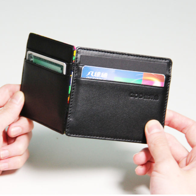 'Delay No More' magic wallet