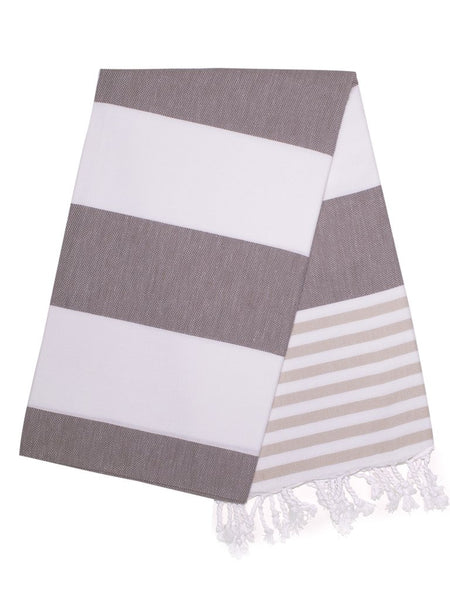 Candy Turkish Towel, Sandcastle