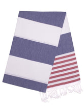 Load image into Gallery viewer, Candy Turkish Towel, Eiffel