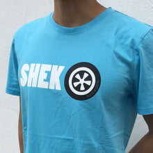 Load image into Gallery viewer, 'Shek O' T-shirt, Light Blue