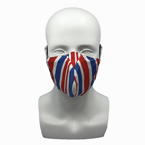 WHY-Y Mask, Red-White-Blue
