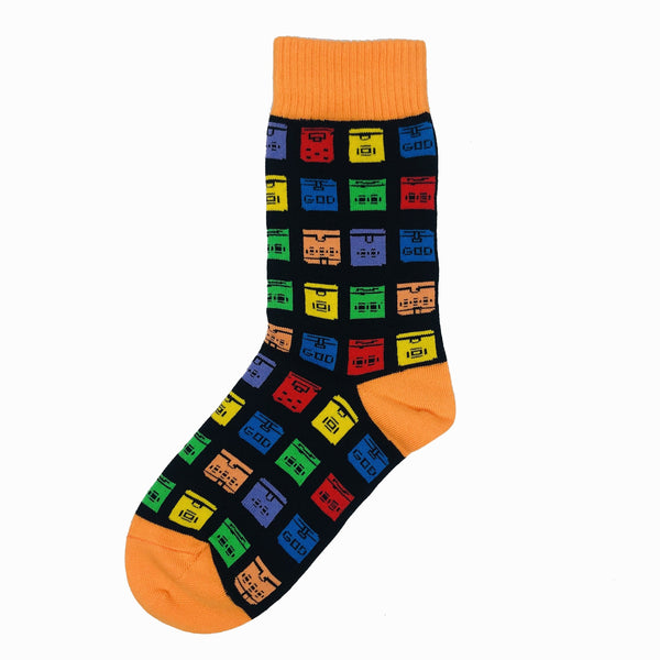 Playful Socks x G.O.D. Letterboxes