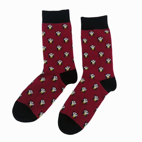 Playful Socks x G.O.D. Lucky Panda