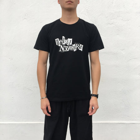 'Delay No More' Classic T-shirt, Black