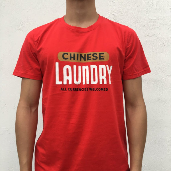 'Chinese Laundry' T-shirt