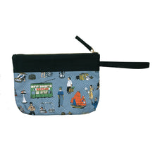 Load image into Gallery viewer, HK Districts Commuter Pouch