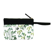 Load image into Gallery viewer, Bamboo Panda Commuter Pouch
