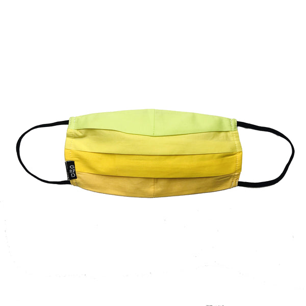 Combination Yellow Mask with Holder
