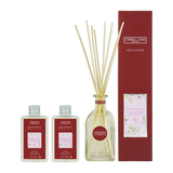 Jasmine, Rose & Cranberry 100ml Diffuser Set by Carroll&Chan