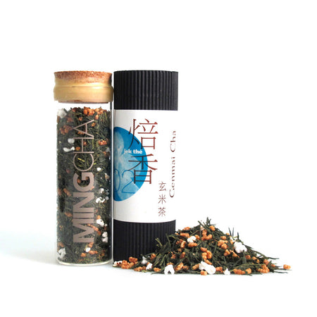 Or Tea? Dragon Well with Osamnthus | Chinese Green Loose Leaf Tea