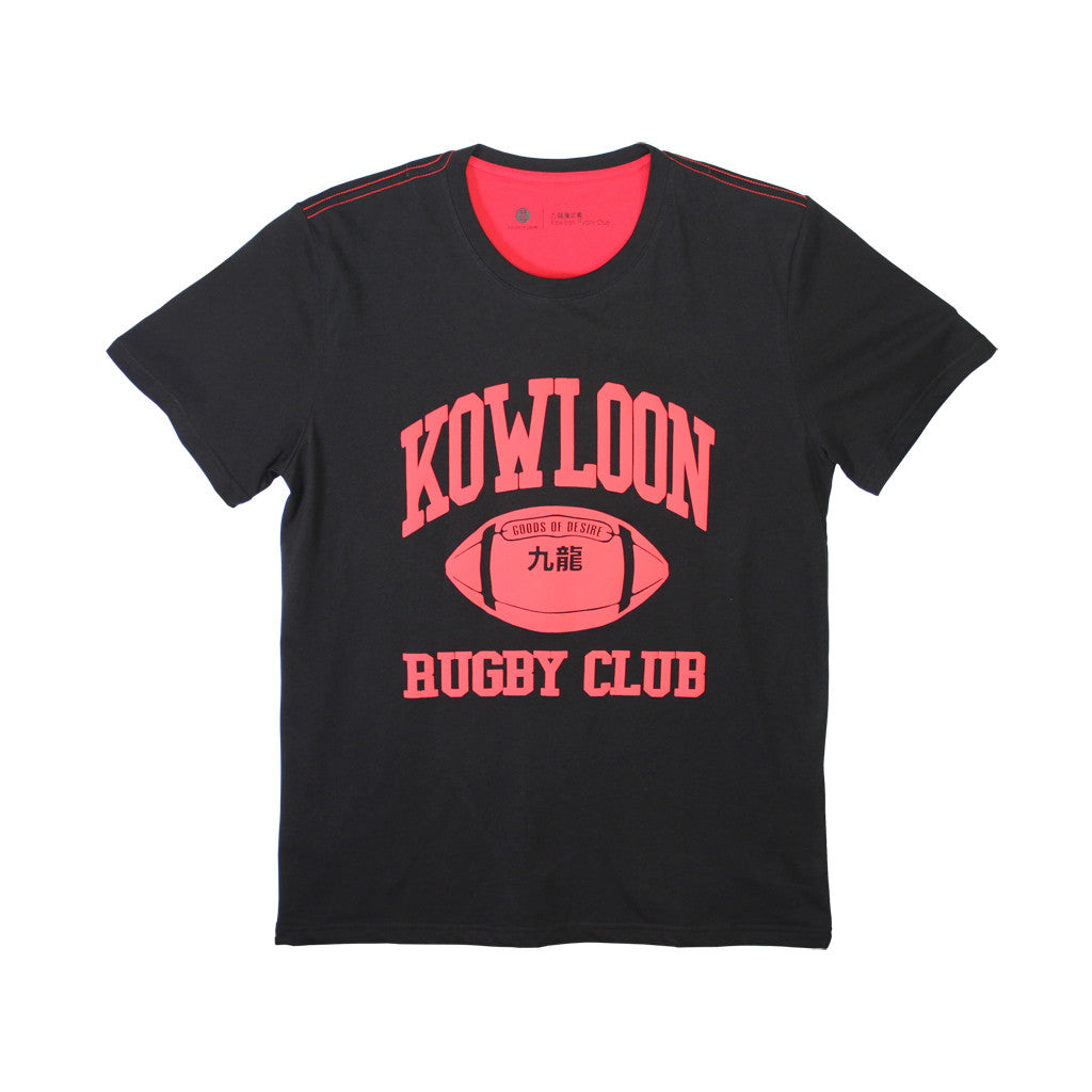 'Kowloon Rugby Club' tee