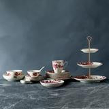 Loveramics 'A Curious Toile' 3 tier cake stand