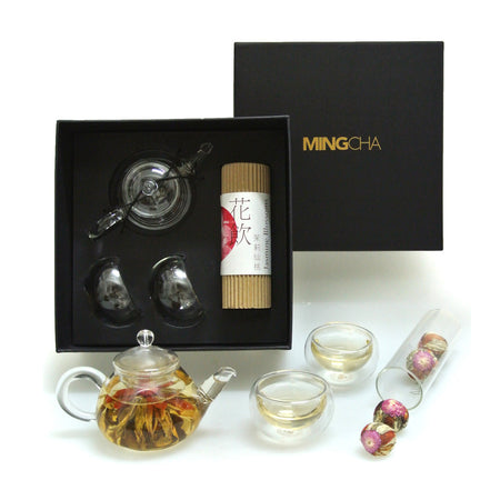 MingCha For Him Tea Set