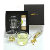 MINGCHA Tea Mug set - Wild Chrysanthemums Tea