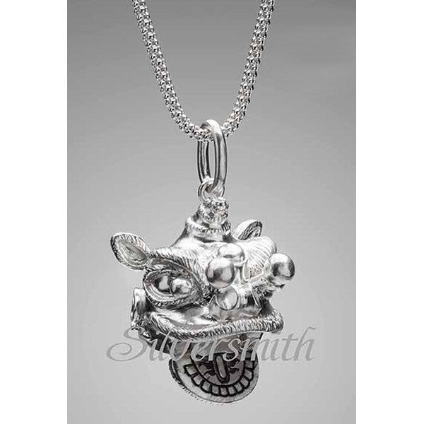 SILVERSMITH Charms - Dancing Lion
