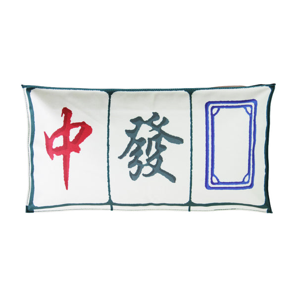 Mahjong mini-cushion