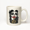 'Lucky Panda - Yay!' Large Mug