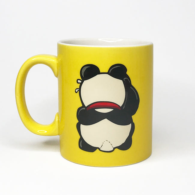 'Lucky Panda - Tears Of Joy' Large Mug