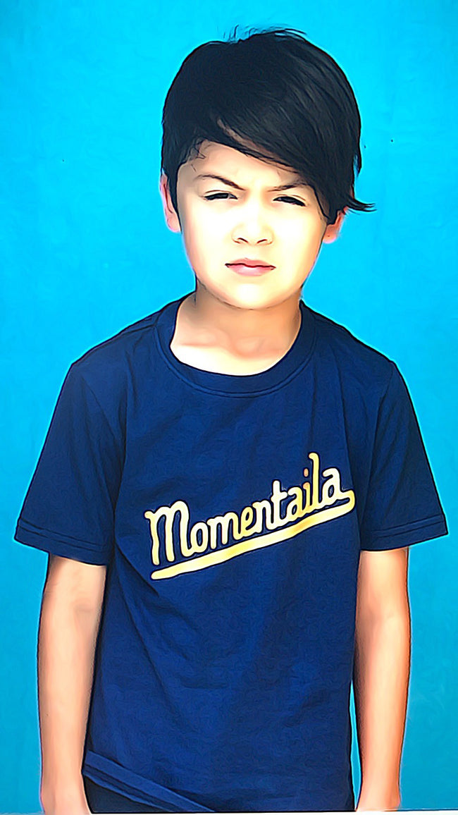'Momentaila' kids t-shirt