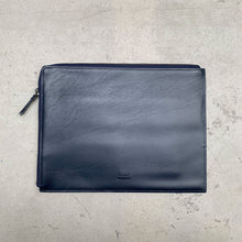 Load image into Gallery viewer, 'Nathan Road Puzzle' Multi-purpose Leather iPad Sleeve