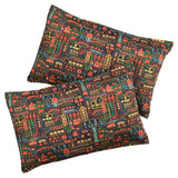 'Nathan Road' Pillow Cases, Set of 2
