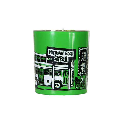 'Hong Kong Districts' soy jar candle (Nathan Road)