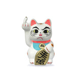 'POP! Angry Cat'- Small, White