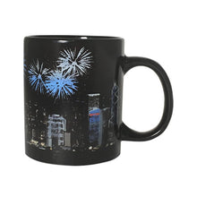 Load image into Gallery viewer, 'Night to Day' True Colours heat sensitive mug