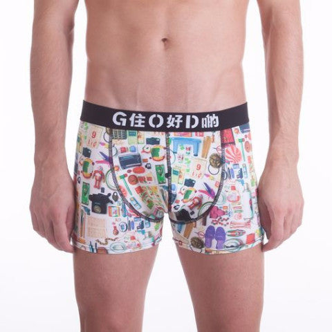 'Paraphernalia' boxer brief