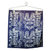 'Pairs of Joy' large silk scarf