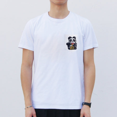'I Love HK' t-shirt (white)