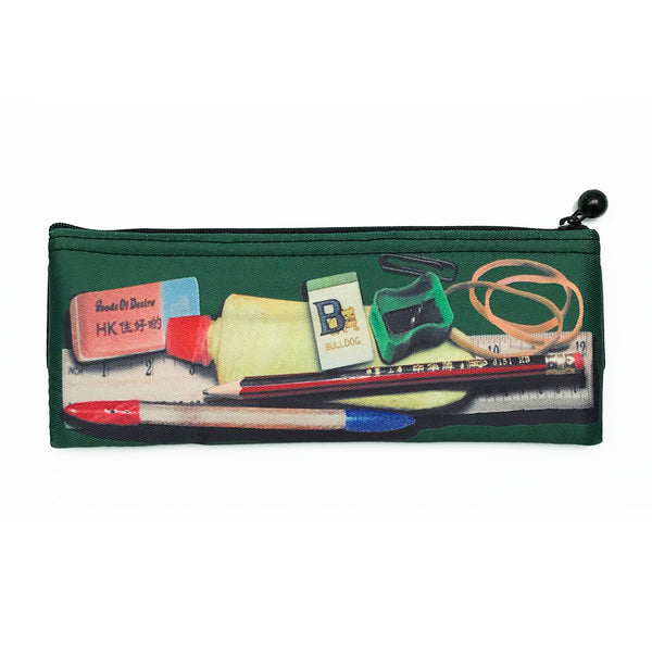 'HK Stationery' Pencil Case Bookmark