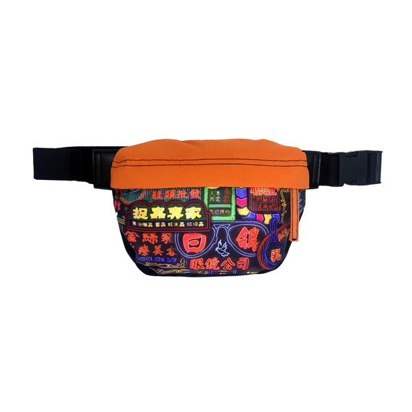 'Nathan Road' multi-purpose waist bag