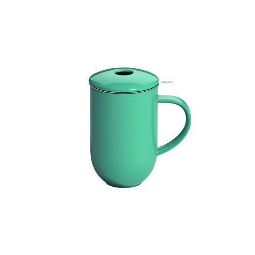Loveramics Pro Tea 450ml Mug with Infuser & Lid - Teal