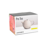 Loveramics Pro Tea 0.9L Teapot with Infuser - Cream