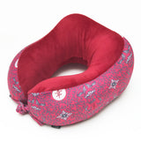 'Prosperity' Memory Foam Travel Pillow