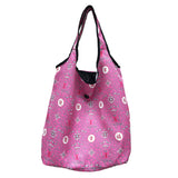 'Prosperity' foldable shopping bag (Pink)