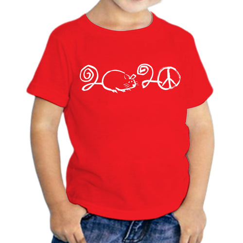 '2020 Year of the Rat' Kids T-shirt