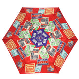 'Luggage Tags' superlight umbrella