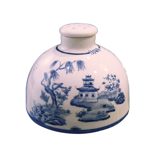 'Chinese Garden' Hand Painted Diffuser Bottle