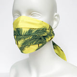 Coconut Leaves Scout Mask