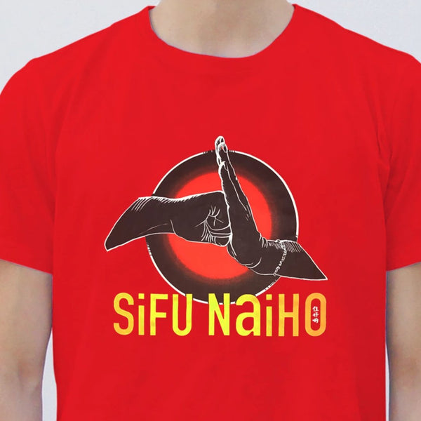 SiFu Nai Ho T-Shirt, Red