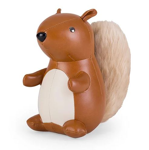 Squirrel Bookend