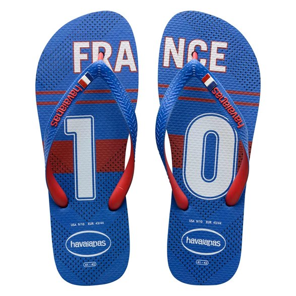 Havaianas - Teams III (France Blue/Red)