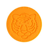 Chinese Zodiac Tiger' coaster