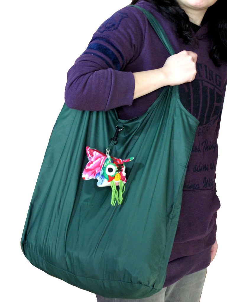 'Tiger King' recyclable shopping bag